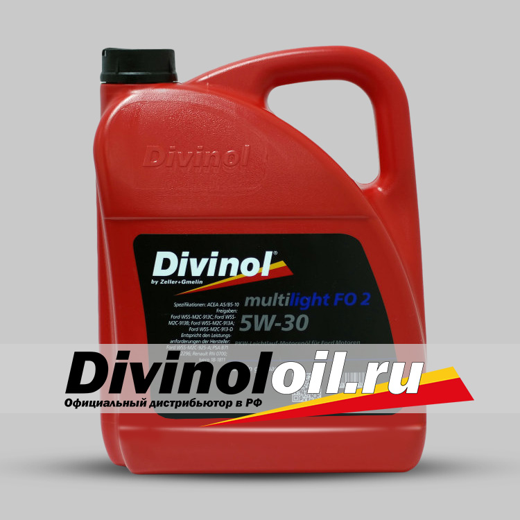 Divinol Multilight FO 2 / 5W-30